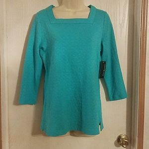 Kim Rogers Women's Blouse, Size Small - NWT